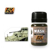 WASH FOR AFRIKA KORPS VEHICLES<br> AK066